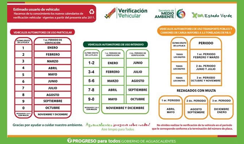 precio verificacion 2016 estado de mexico verificacion
