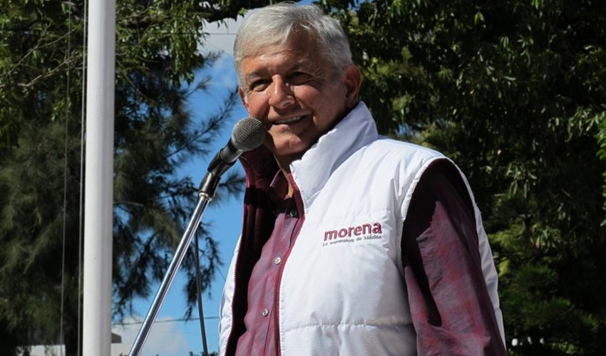 Andrés Manuel López Obrador (Foto: Archivo/Morena)