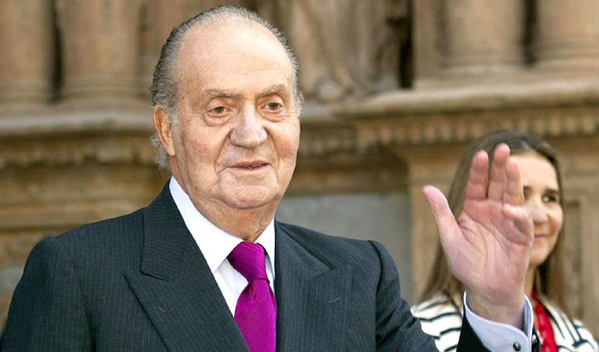 Rey emérito Juan Carlos I de España (Foto: Cortesía)