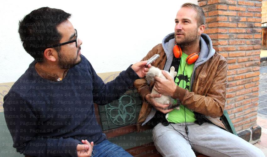 Hay más Gatos que Perros Abandonados en las Calles: Patrice Nicolas Albert Prinet