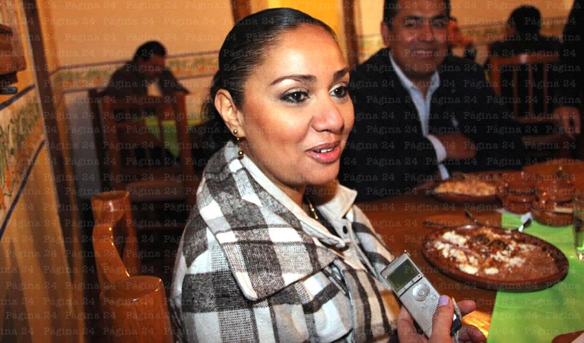 No es Sano que al año de Estar en Funciones  las Legisladoras se Quieran ir: Sylvia Garfias