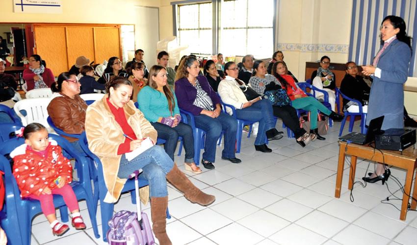 Impulsa el Municipio el Trabajo Altruista de la Organización María Reina de Aguascalientes