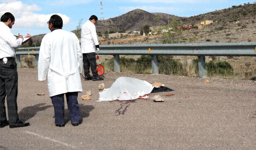 Espantosa Muerte de un Indigente