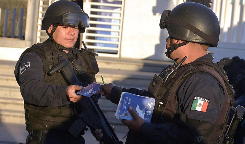 Garantiza SSPM Respeto a Derechos  Humanos de las Personas Detenidas