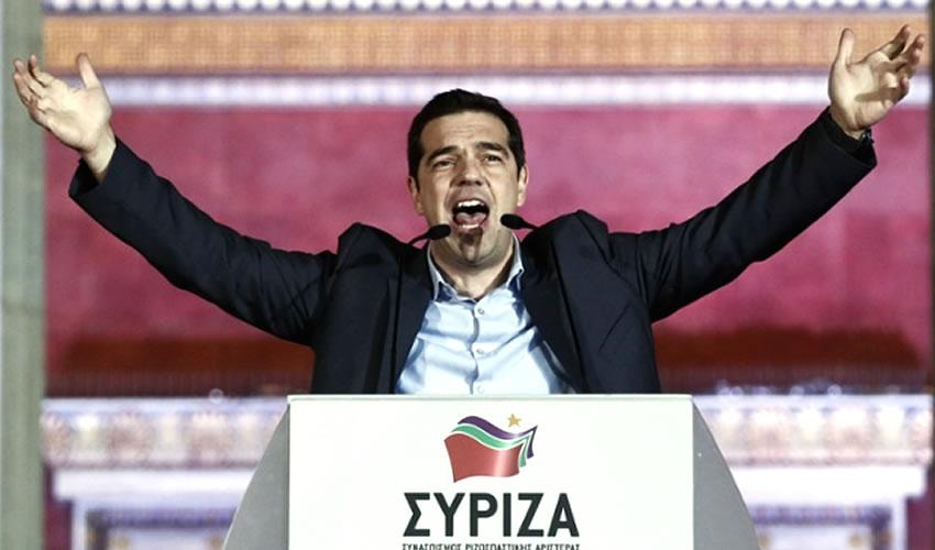 Abre Victoria de Syriza Nueva Etapa en Grecia