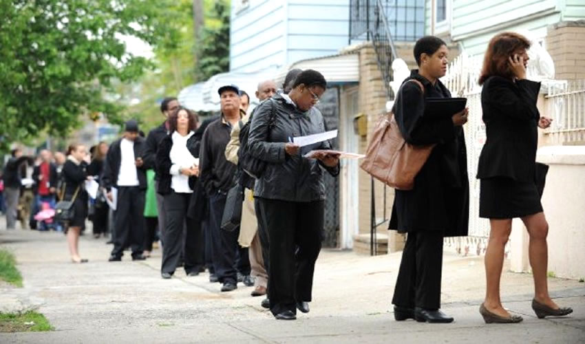 Es el Desempleo Grave Problema Mundial