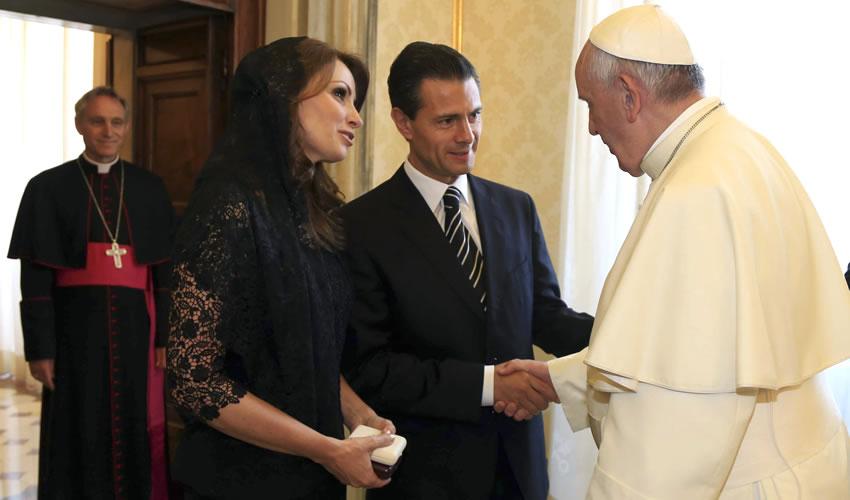 El Papa Descarta su Visita a México