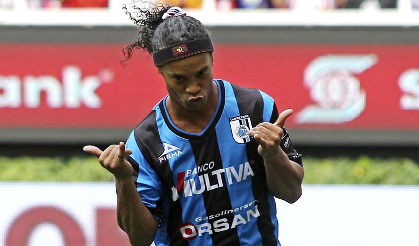 "A Ronaldinho ""no le Gusta Correr"": Bassagaisteguy"