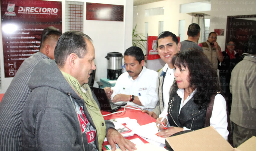 Abren Ventanilla Para Bolsa de Trabajo en la Presidencia Municipal de Zacatecas