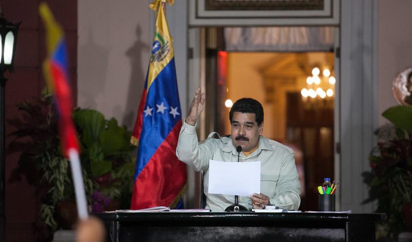Nicolás Maduro, presidente venezolano (Foto: Xinhua)