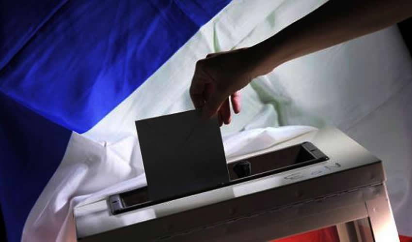 Toma Fuerza Maratón Político en Francia