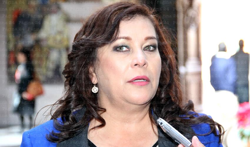 Declina Margarita Gallegos a la Candidatura Plurinominal del PRI