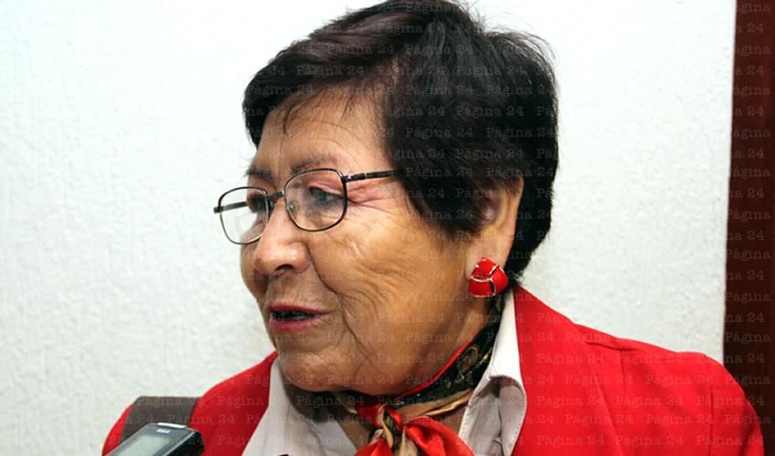 La Postulación en la PGR Exhibe el Pago de Favores a Televisa: María de Jesús Rangel
