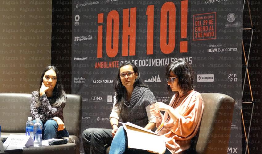 "Presentan Actividades de ""Ambulante"" 2015"