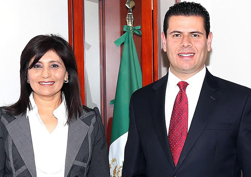 Designa Mar a Leticia Catalina Soto Acosta Nueva Procuradora General de Justicia