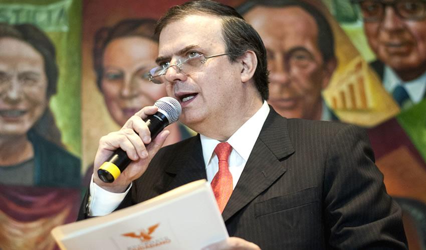 Marcelo Ebrard, exjefe del gobierno capitalino (Foto: Archivo/Diego Simón Sánchez/Cuartoscuro)