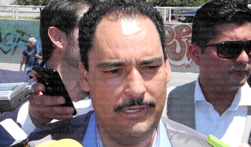 Confía Alcalde JAMC en que Recurso  Federal Para Obras Llegue a Tiempo