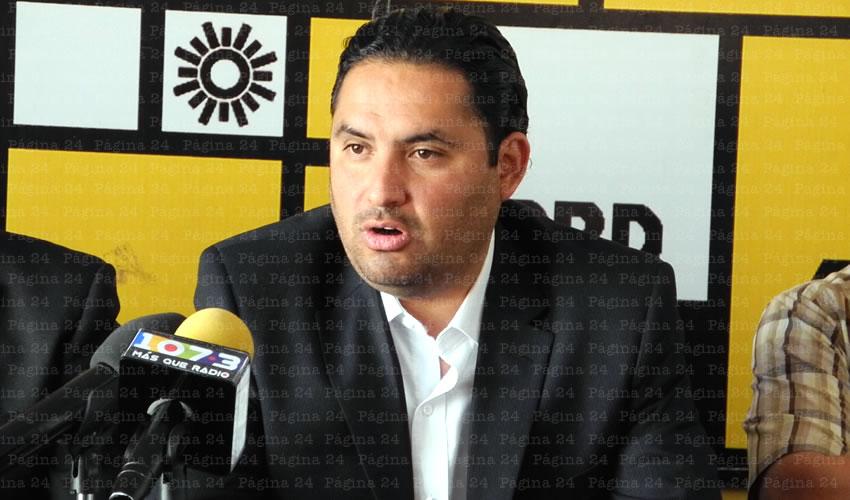 Atacan a Candidato del PRD por  el Distrito Uno con Demandas