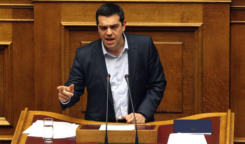 Afirma Tsipras que Persistirá en Programa de Reformas