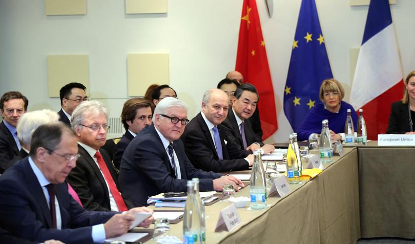 Resolvieron Irán y G5+1 Tema de Sanciones