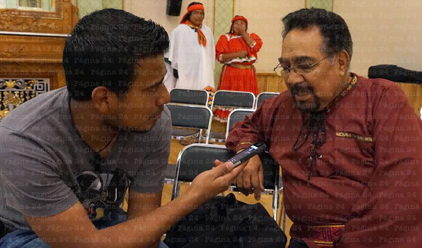 Presenta Arturo Ochoa un Libro de Música Indígena y Mestiza
