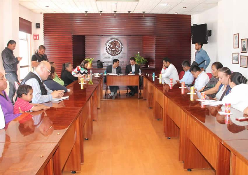 Actúa la 61 Legislatura Como Vínculo de  Diálogo Entre Antorchistas y Municipios