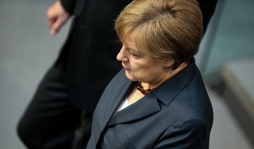 Merkel: Crisis Climática Determina Resultados Electorales de Alemania