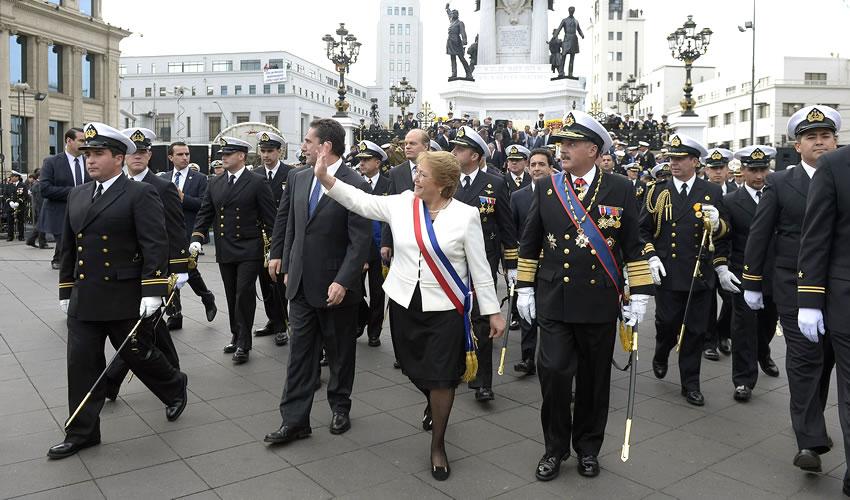 Señala Bachelet que Chile Necesita Nueva Constitución