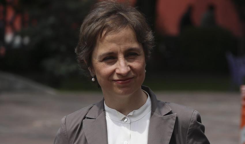 Rechaza MVS Reinstalar a Aristegui