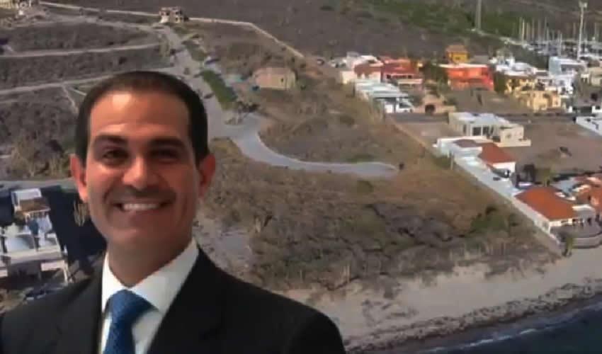 Acusan a Padrés de Poseer Playa  de 7.5 mdd en Guaymas, Sonora