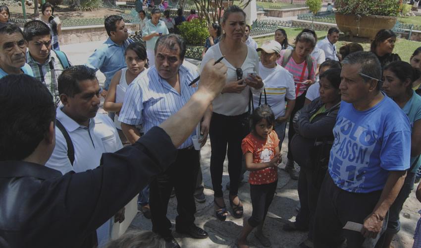 Familiares de Desaparecidos en Chilapa  Culpan a Gobernador y a Diputado Local