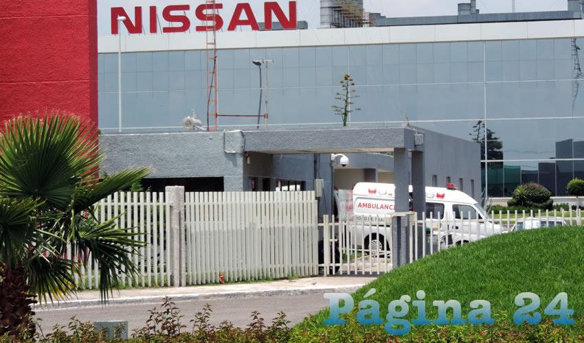 Suicidio en la Planta Nissan I