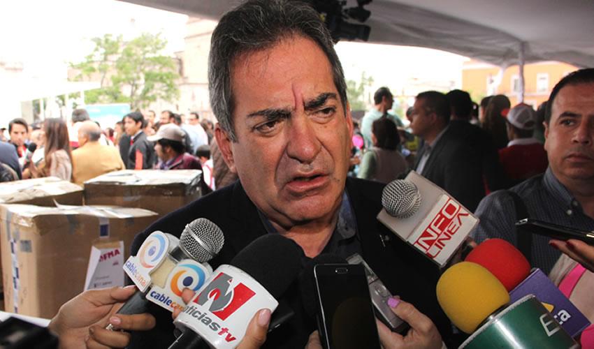 Ya se Resuelve el Problema de Desabasto  de Hidrocarburos: Carlos Lozano de la Torre