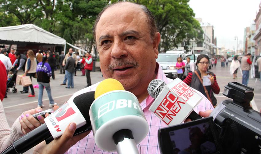 """Los Destapes Prematuros de Candidatos no  son más que """"Cañonazos"""": Sergio Reynoso"""
