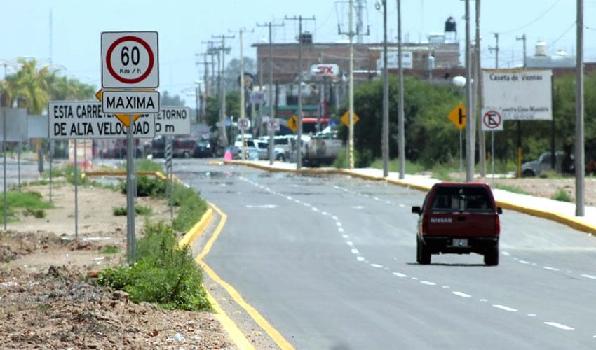Con Infraestructura Vial  Abona Sicom a Progreso  de los Aguascalentenses