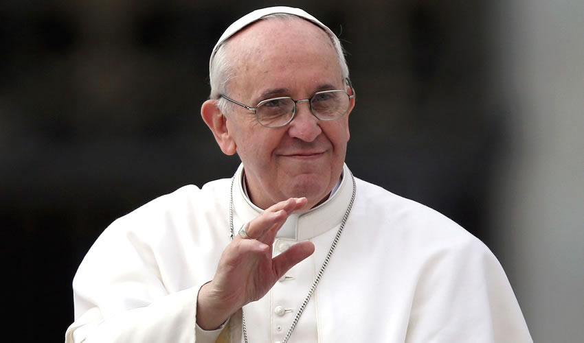 Papa Francisco Llevará a Latinoamérica  el Mensaje Alegre de Respeto a la Vida