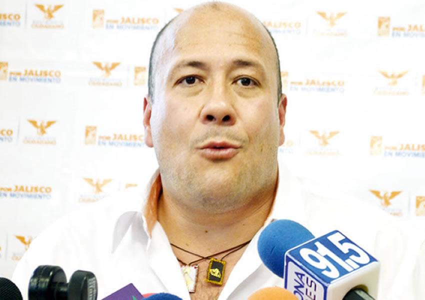 No soy un político que viva con miedo: Alfaro