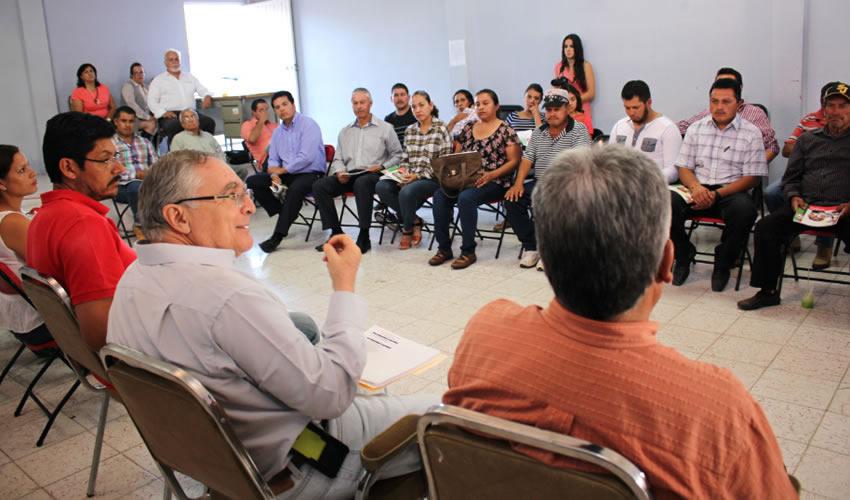 Continúa Senador Miguel Romo  su Recorrido por los Municipios