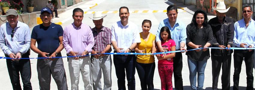 Atiende Gobierno Municipal de Aguascalientes  las Peticiones de Habitantes del Sector Rural