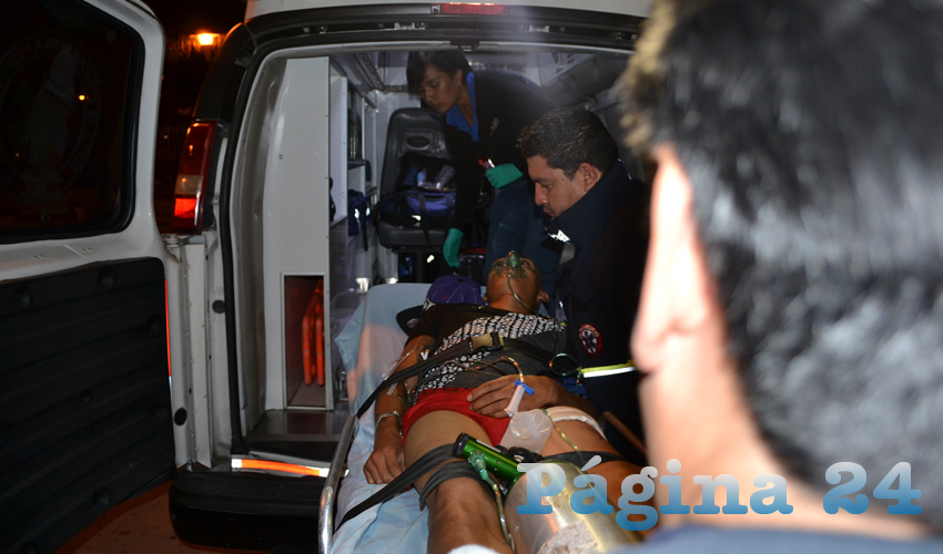 Irrumpe Policía en Campal; Tres Heridos