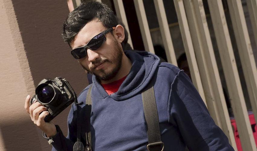 """Rubén Espinosa, un Fotógrafo """"Incómodo"""""""