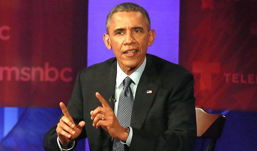 El exmandatario de Estados Unidos, Barack Obama (Foto: Cortesía)