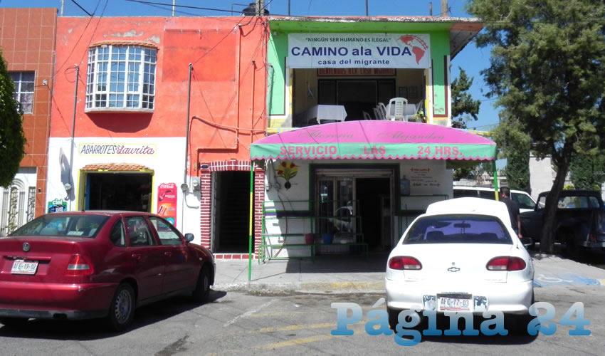 """Cumple la Casa Migrante """"Camino a la Vida"""" 3 Años de su Fundación en Aguascalientes"""