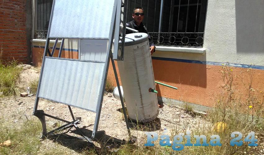 Roban Calentadores Solares