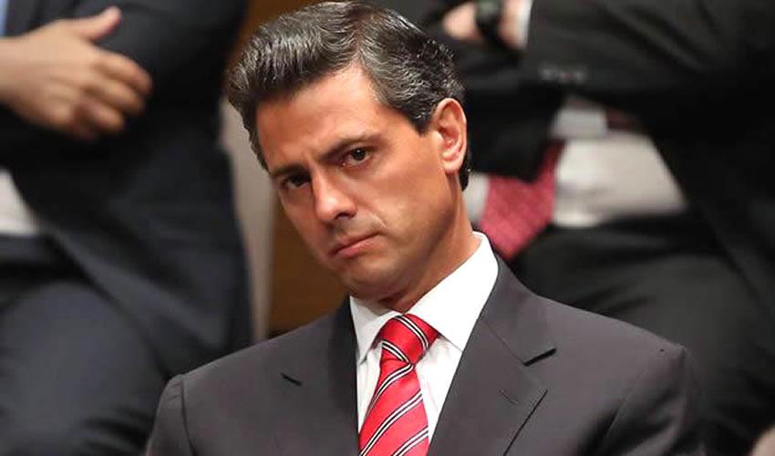 No es la Primera vez que Pretenden  Inculparme de Mala fe: Peña Nieto