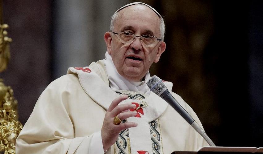 Diálogo y Moderación, Pide el Papa Francisco a EU e Irán