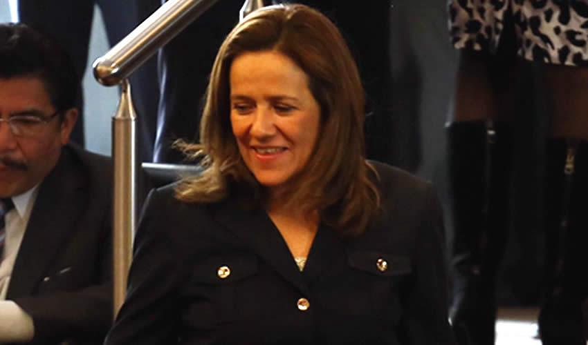 Margarita Zavala Reitera que no  Declinará por Algún Candidato
