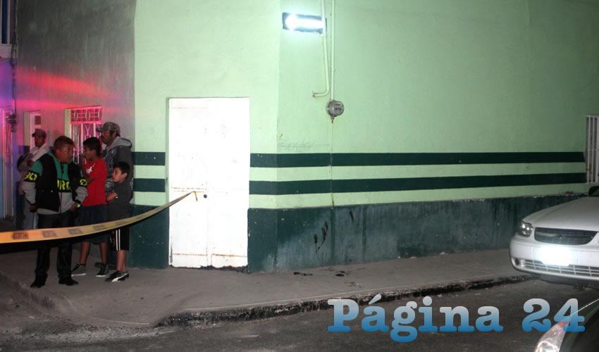 Atacan a Balazos a ex Convicto