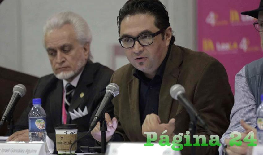 El académico de la UdeG, Igor González Aguirre, aseguró que se ha normalizado la violencia hacia la mujer, lo cual genera que ésta se vuelva invisible/Foto: Cortesía