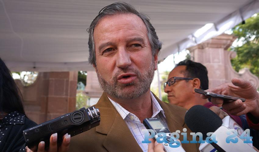 """Estrada: Hay 220 Casos de Dengue en el Estado"""""""